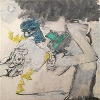 composizione by valerio adami