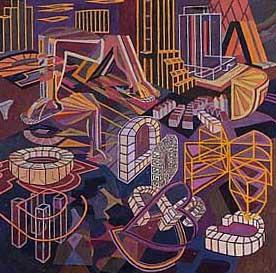 The glory and the triumph by Helen Maudsley on artnet