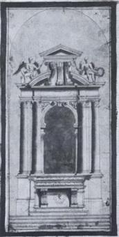 an altar by luigi valadier