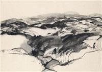 landschaft by linde waber