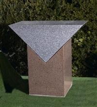 granite table by scott burton