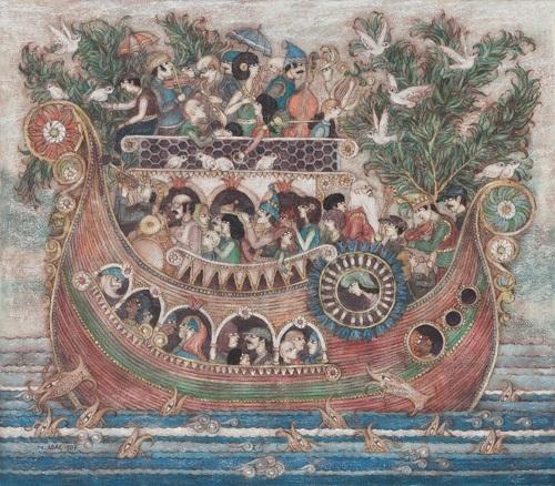 noahs ship by nuri abac