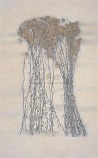 雪菊 (snow chrysanthemum) by liu xun