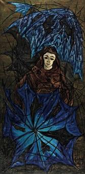 l'ombrellifera - elegia dell'autunno by guido de bonis