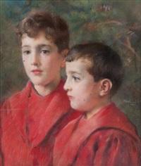 les enfants de choeur by paul alexandre alfred leroy