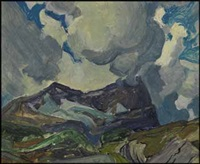 mt. odaray by james edward hervey macdonald