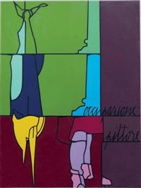 occupazione pittore by valerio adami