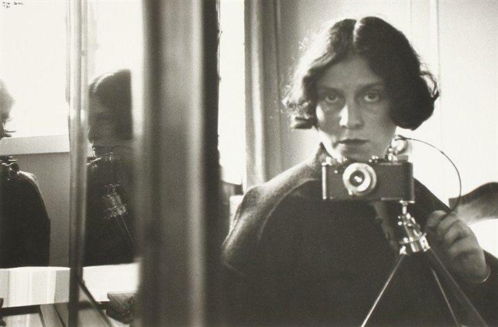 spiegel selbstportrait 2 by ilse bing