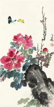 花蝶图 by xu zihe