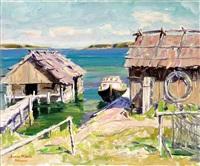 archipelago of uusikaupunki by armas mikola