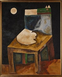 abstracto (silla) by javier arévalo