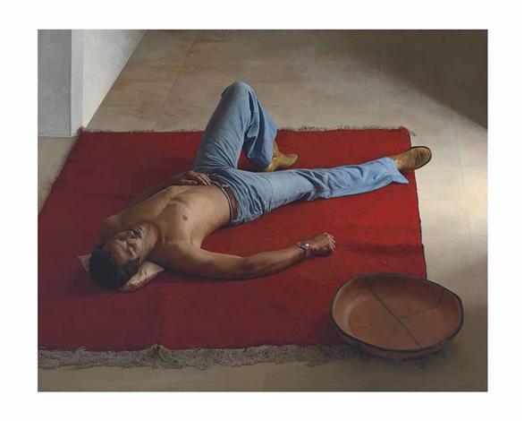 red carpet by claudio bravo