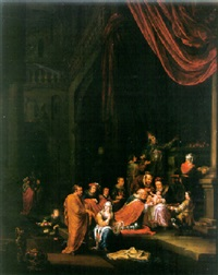 the circumcision by adriaen verdoel