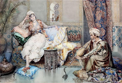 harem by amedeo simonetti