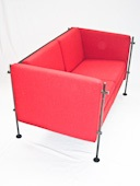 two seater sofa by arflex