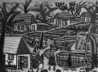 village by montas antoine
