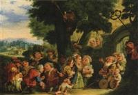 l'arrivo della sposa by enrico albricci