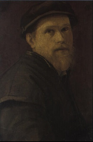 autoritratto by pontormo jacopo carucci