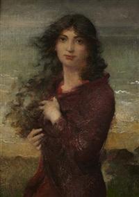 sea-wind by henry john lintott