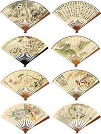 书画 (various sizes) by various chinese artists