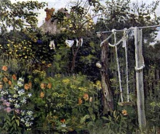 le jardin fleuri by tatiana fedoulova