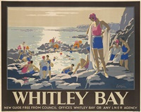 whitley bay by john littlejohns