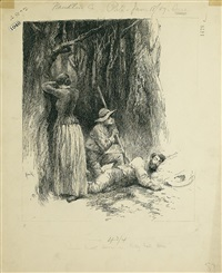lum knelt down as polly ann had done by edward windsor kemble