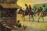 the gringos by joe rader roberts