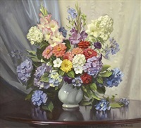 mixed bunch by ernest william buckmaster