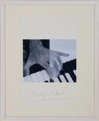 philip glass hand by lynn davis