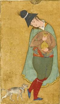 a wandering youth by reza-i abbasi