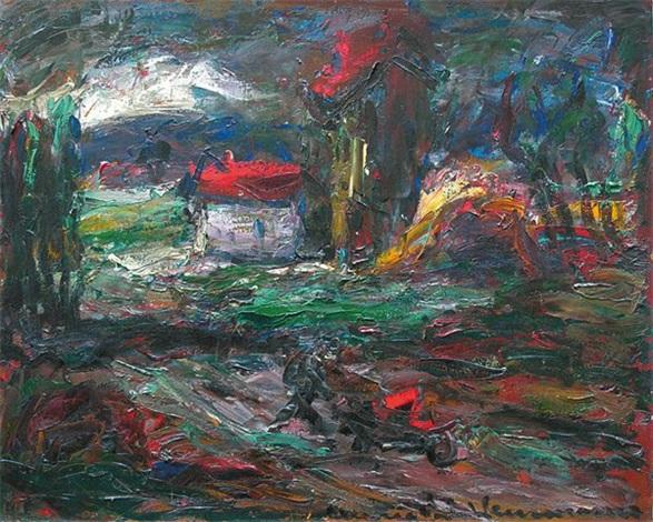 orage en provence by elemer vagh weinmann