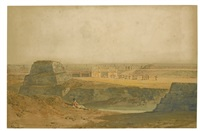 the fortress of seringapatam (from the cullaly deedy gate) by joseph mallord william turner