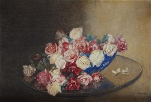 it was a bowl of roses by kate cameron