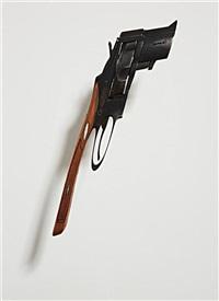 gun (v) by robert lazzarini