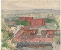 bonding warehouses, bristol by claude rogers