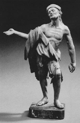 a beggar by giuseppe sanmartino
