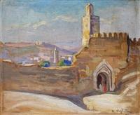 paysage du maroc by roméo aglietti