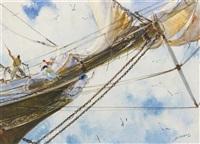 hoisting sails by james milton sessions