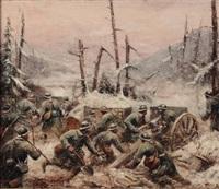battaglia by paul emile léon perboyre