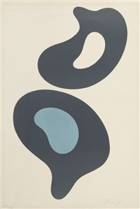composition i by hans arp