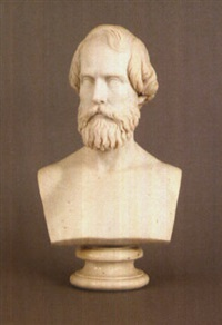 bust of a gentleman by lawrence macdonald