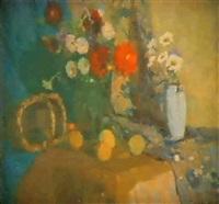 les deux bouquets by tamara litvinienko