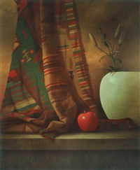 the red apple by moni leibovitch