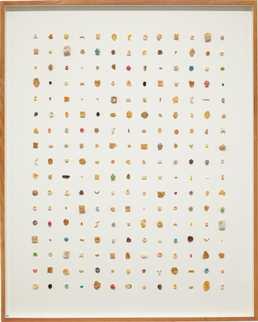 untitled cereal by tom friedman