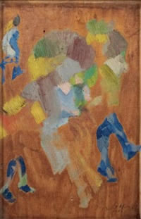 sans titre by jacques villon