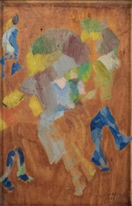 artwork by jacques villon