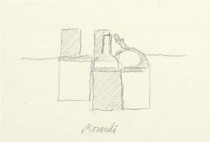 natura morta by giorgio morandi