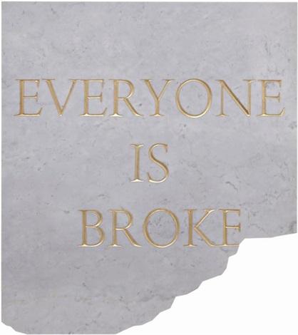 credit crunch everyone is broke by elmgreen dragset