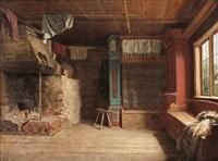 interiör från dalarna by amalia lindegren